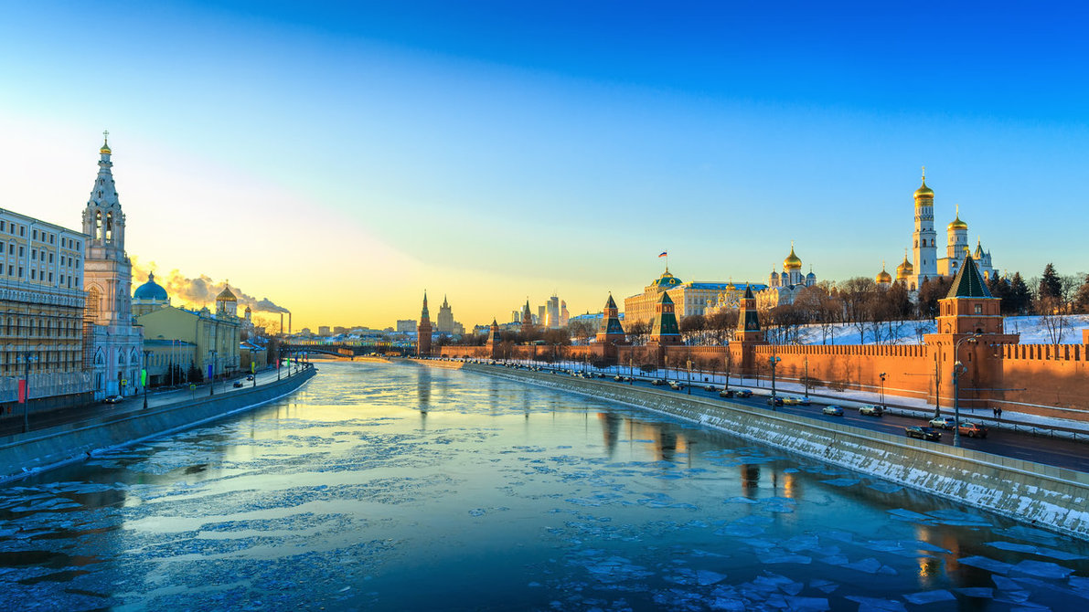 frosty evening in moscow by fly10-d8gn5ag