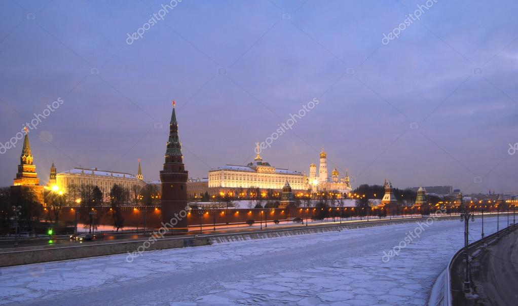 depositphotos 101519748-stock-photo-view-winter-night-in-moscow