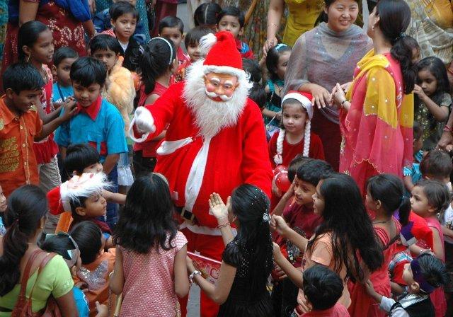 Когда новый год празднуют в индии