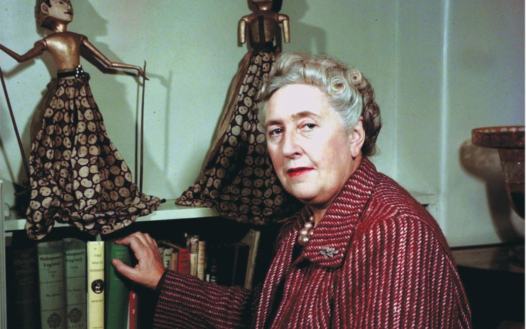 the use of literary allusions in agatha christies works Like she said she agatha christie had no ambition to create a literary style, she uses her own world as her own strength her stories use easy language, easy to understand, that helps reader have a way to connect to the character and make it real.