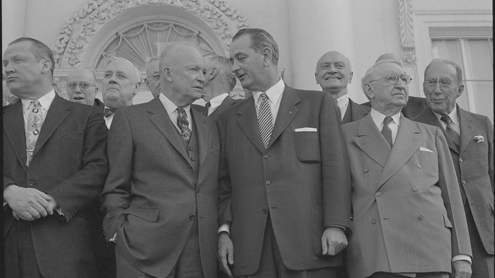 presidents truman eisenhower jfk and johnson civil rights essay Free dwight d eisenhower papers, essays  president truman and president eisenhower's policies have the history of the civil rights is often told on the.