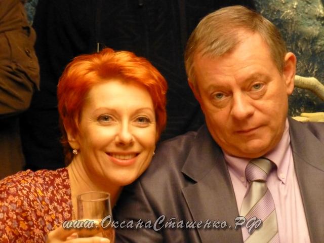 фото с женой вадим андреев