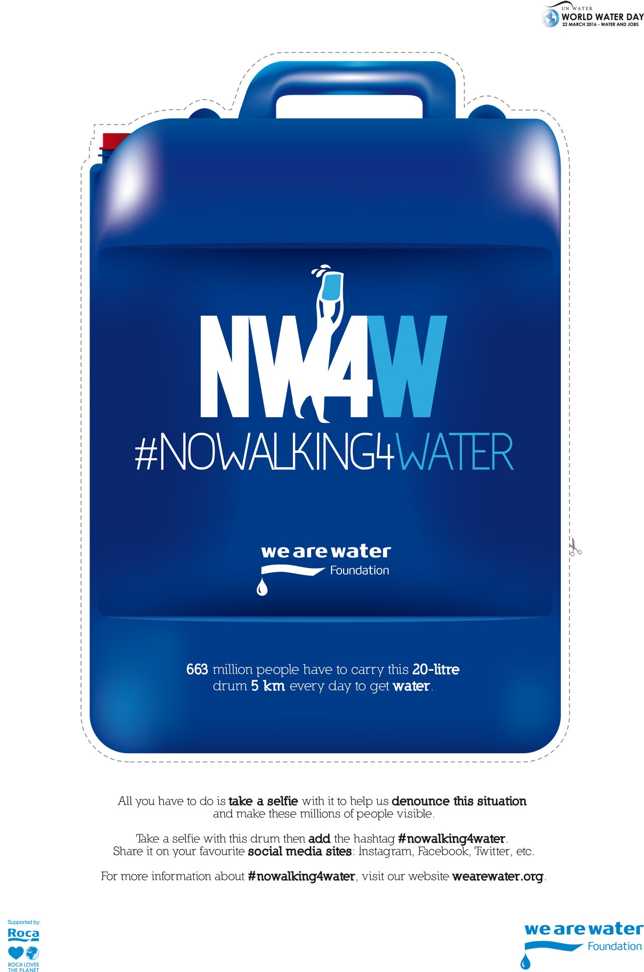NoWalking4Water