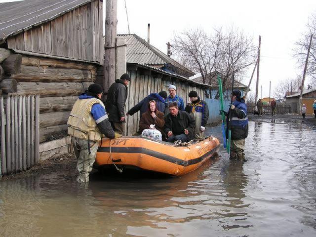 На борьбу с весенним паводком отправятся более полутора тысяч человек