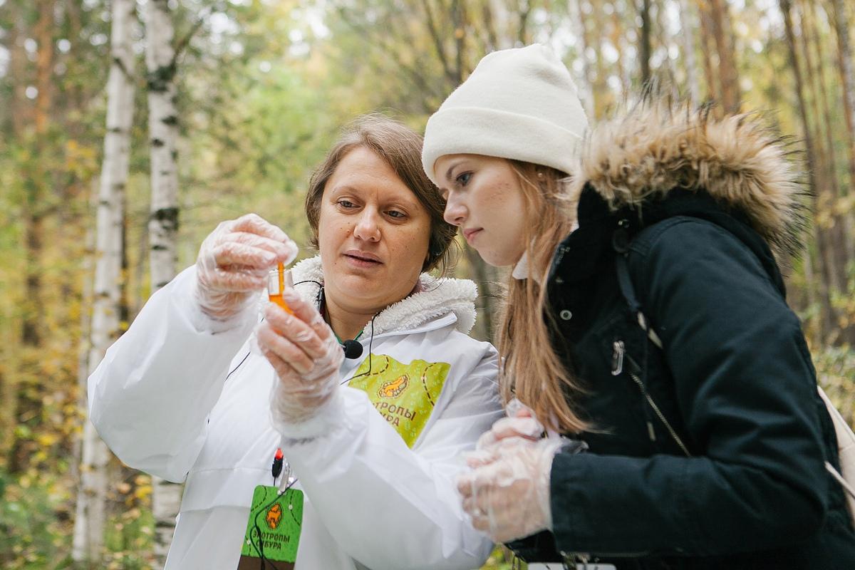 Экотропа «Лес и здоровье» открыта 17 сентября в Тобольске - фото 3