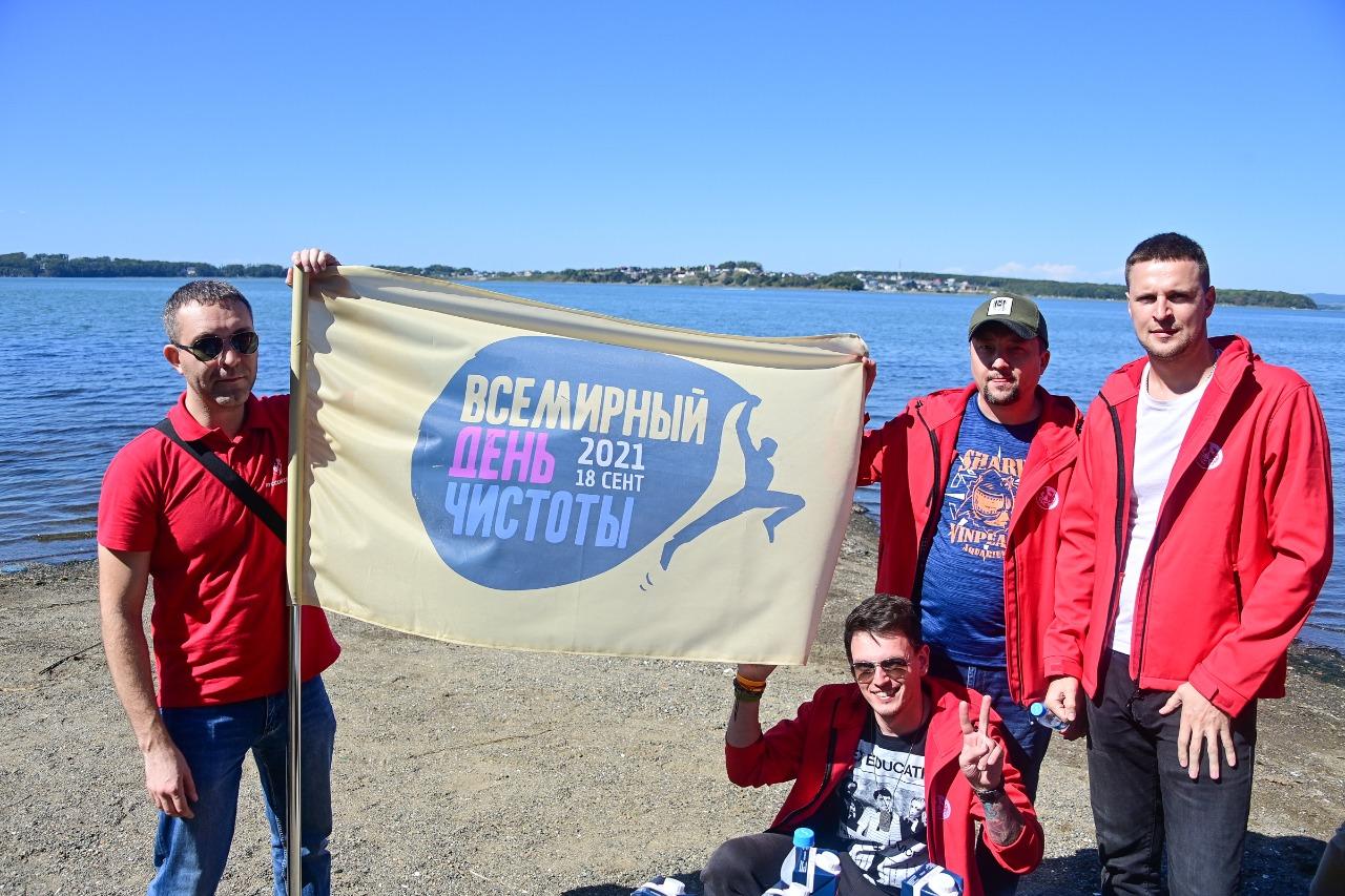 В рамках Всемирного дня Чистоты прошел всероссийский субботник - фото 10
