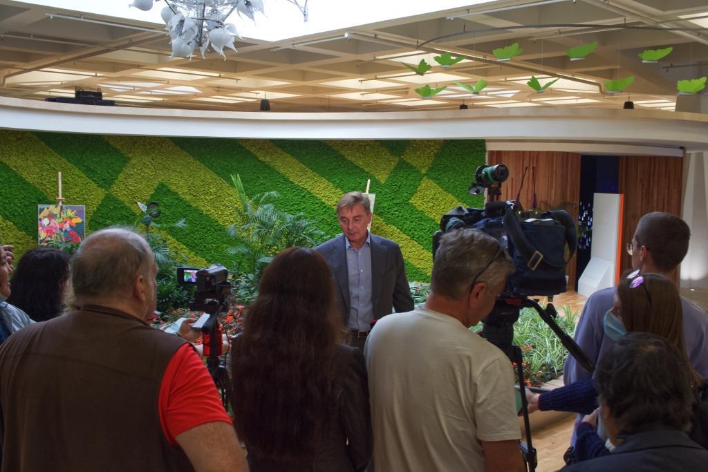 5 сентября экоцентр «Цветоводство» Мосприроды отпразднует полгода со дня открытия - фото 2