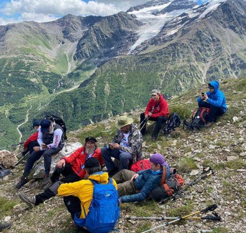 Федор Конюхов поделился в сети фотоотчетом о восхождении на гору Чегет - фото 11