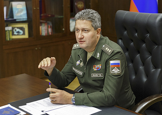 Доклад заместителя министра обороны Тимура Иванова на Едином дне приемки военной продукции - фото 1