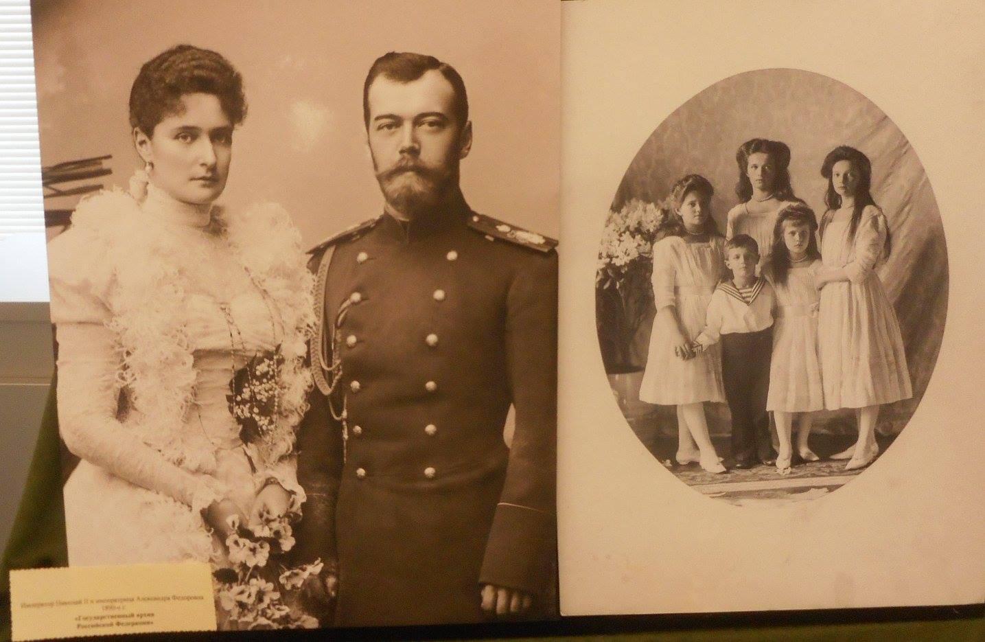 Николай второй и его семья фото