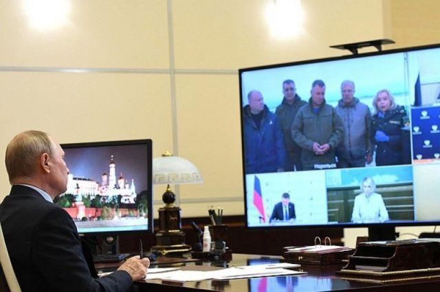 Светлана Радионова: Будет работать над ликвидацией последствий аварии в Норильске до тех пор, пока не восстановятся все экосистемы - фото 1