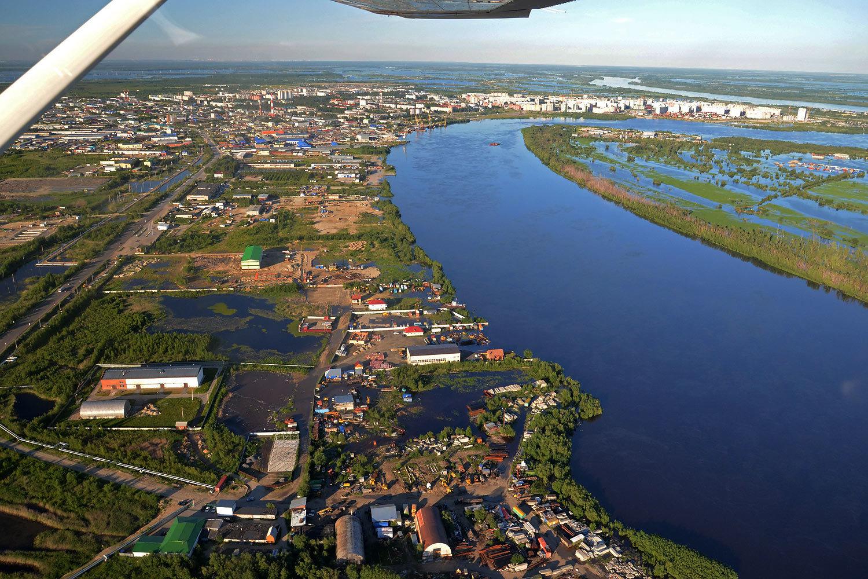 Нефтеюганск фото города